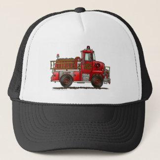 有志の普通消防車の消防士 キャップ