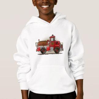 有志の普通消防車はスエットシャツをからかいます