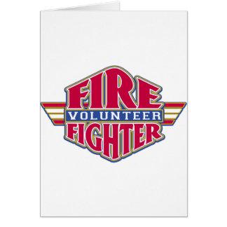 有志の消防士 カード