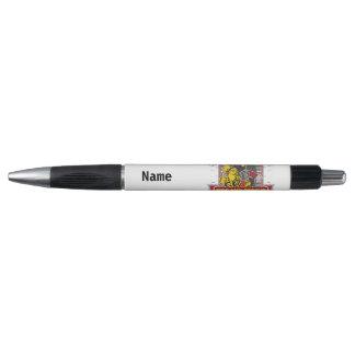 有志の火および救助 ボールペン