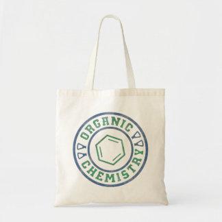 有機化学 キャンバスバッグ