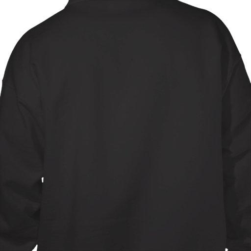 有機性 化学者 フード付きスウェットシャツ (backprint) フード付きプルオーバー