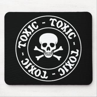 有毒などくろ印のマウスパッド マウスパッド