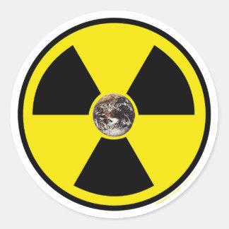 有毒な地球 ラウンドシール