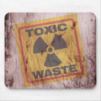 有毒廃棄物のマウスパッド マウスパッド