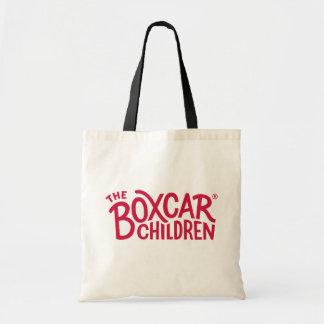 有蓋貨車の子供の役人のロゴ トートバッグ