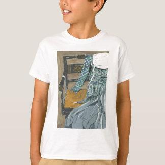 服および椅子 Tシャツ