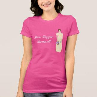 服のカスタマイズ可能なエリザベスのベネットの姿 Tシャツ