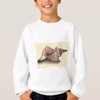服装のテンプレートFemの景色 スウェットシャツ