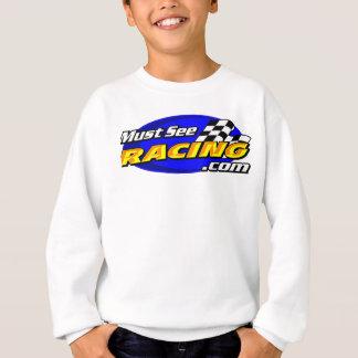 服装を競争させることを見なければなりません スウェットシャツ