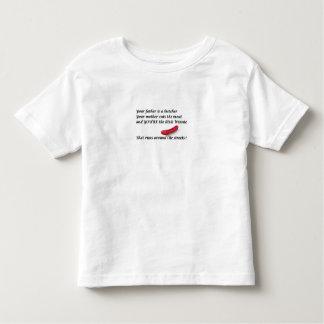 服装 トドラーTシャツ