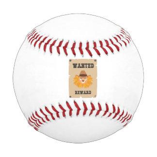 望まれたWildwestのライオンポスターZtg7j 野球ボール