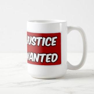 望まれるマグの正義 コーヒーマグカップ