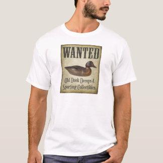 望まれる人のワイシャツ-: おとり Tシャツ