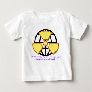 """""""望まれる""""代わりとなるエネルギー供給* ベビーTシャツ"""