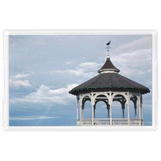 望楼のトレイ アクリルトレー