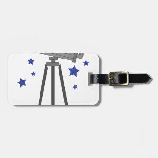 望遠鏡 ラゲッジタグ