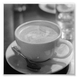 朝のコーヒー(プリント) フォトプリント