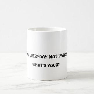 朝のジョーのコップ コーヒーマグカップ