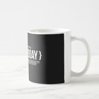 朝のマグ コーヒーマグカップ