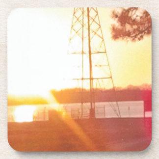 朝の日光 コースター