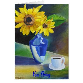 朝の日光II カード