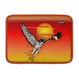 朝の日曜日Macの本Slevesに会うことを予断して下さい MacBook スリーブ