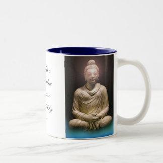 朝の知恵仏 ツートーンマグカップ