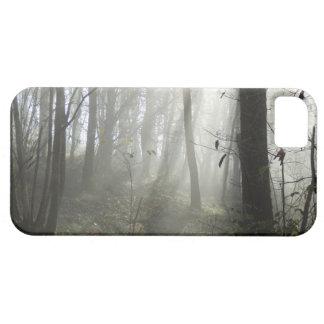 朝の霧のiPhone SE+5/5S場合 iPhone SE/5/5s ケース