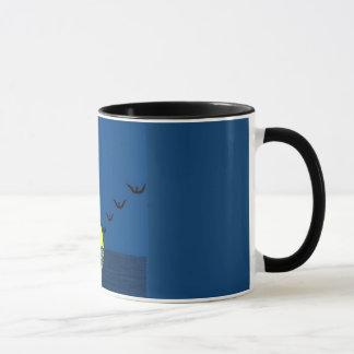 朝日曜日 マグカップ