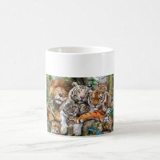 朝食のマグ モーフィングマグカップ