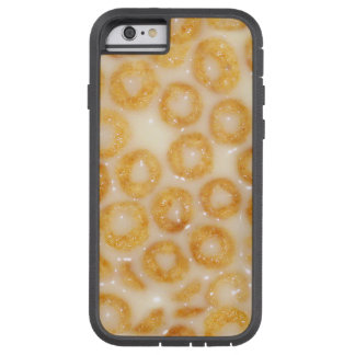 朝食の写真の芸術のiPhone 6、堅いXtreme Tough Xtreme iPhone 6 ケース