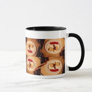 朝食の取り替えのコップ マグカップ