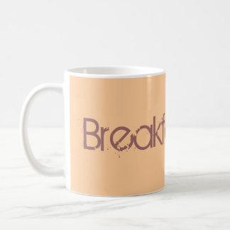 朝食の茶 コーヒーマグカップ