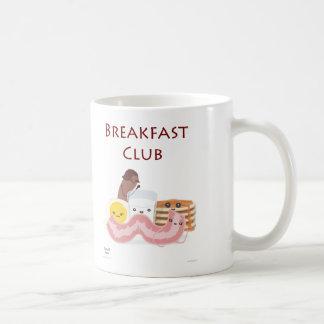朝食クラブ コーヒーマグカップ