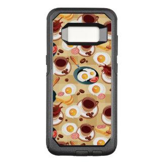 朝食パターン3 オッターボックスコミューターSamsung GALAXY S8 ケース