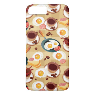 朝食パターン3 iPhone 8 PLUS/7 PLUSケース