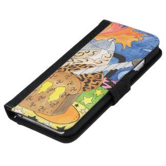 朝食時間のウォレットケース iPhone 6/6S ウォレットケース