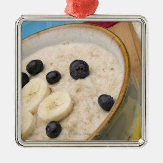 朝食用食品 メタルオーナメント