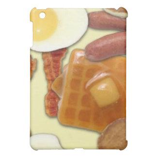 朝食用食品 iPad MINIカバー