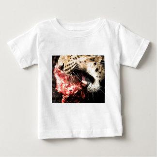 朝食 ベビーTシャツ