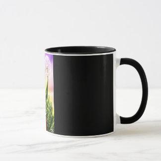 朝食-マグの時間 マグカップ