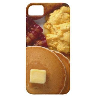 朝食 iPhone SE/5/5s ケース