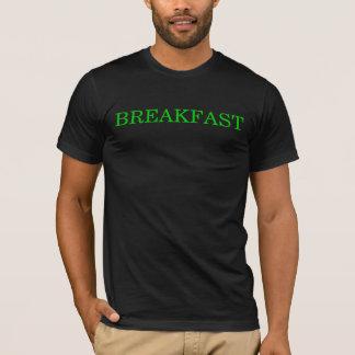 朝食 Tシャツ