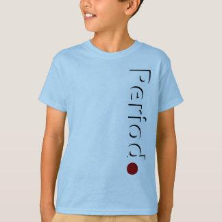 期間-影の文字 Tシャツ