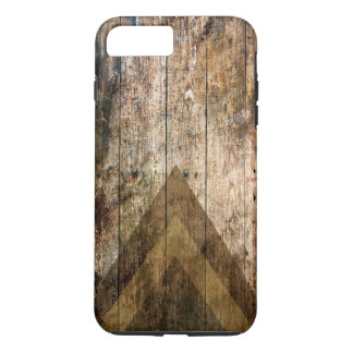 木および三角形 iPhone 8 PLUS/7 PLUSケース