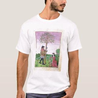 木からのスケッチの樹液 Tシャツ