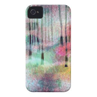 木からの森林 Case-Mate iPhone 4 ケース