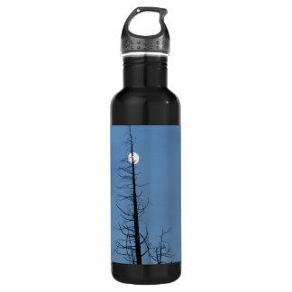 木によって刺される月 ウォーターボトル