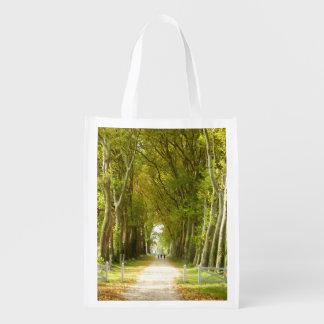 木のエコバッグの道 エコバッグ